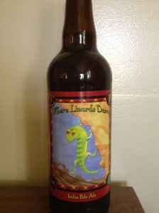 Where Lizards Dare IPA